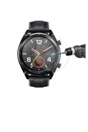 Ally Huawei Watch Gt Akıllı Saat Tempered Kırılmaz Cam Ekran Koruyucu