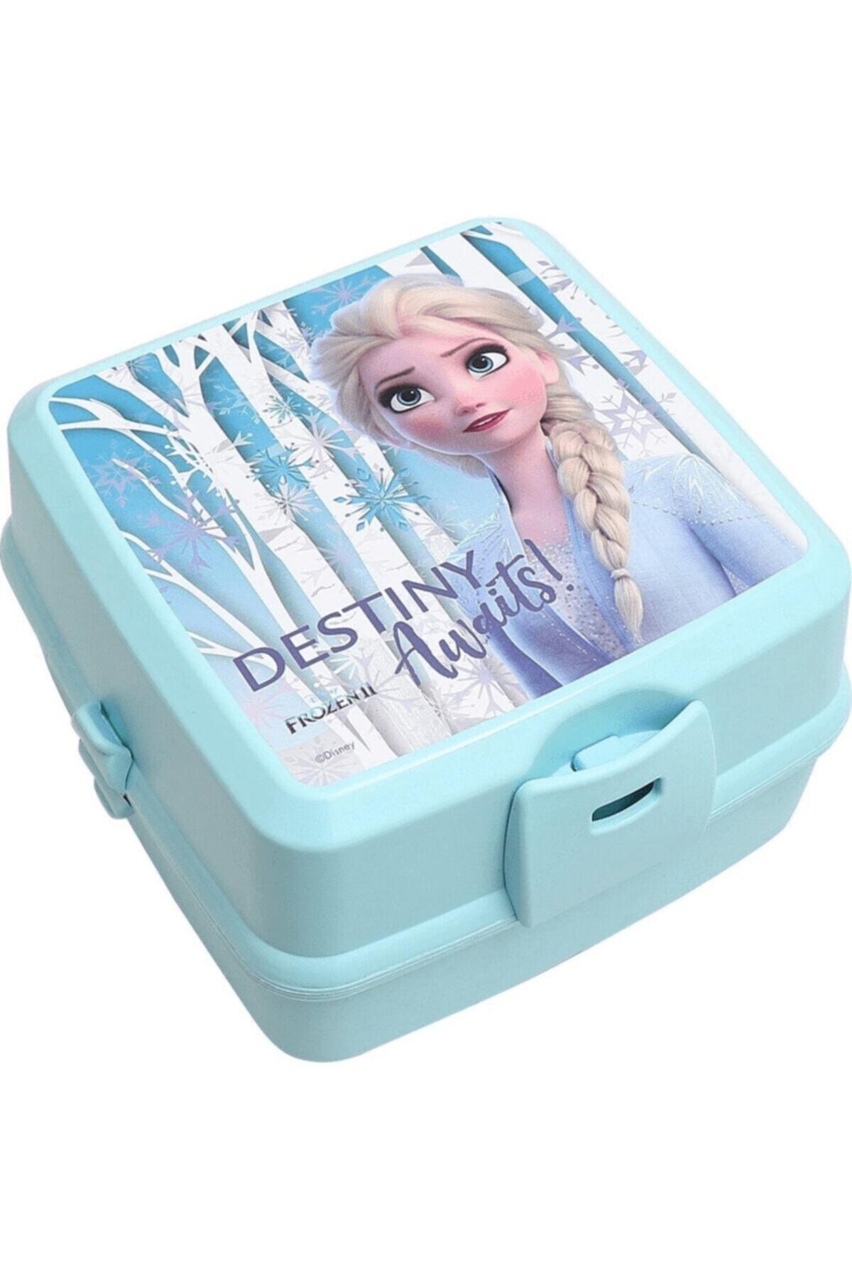 Mikro Mavi Frozen Beslenme Kabı 1