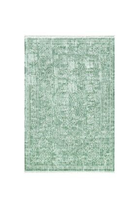 Pierre Cardin Halı Yeşil  Sacaklı Halı 160x230 3655g