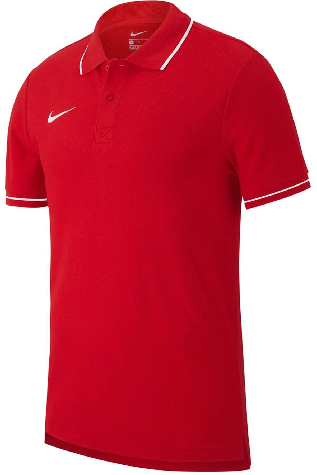 Nike M Polo Tm Club19 Erkek Polo Tişört Aj1502-657 1