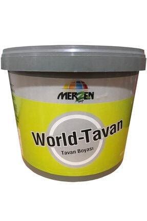 Merzen Beyaz World Tavan Boyası 10 kg