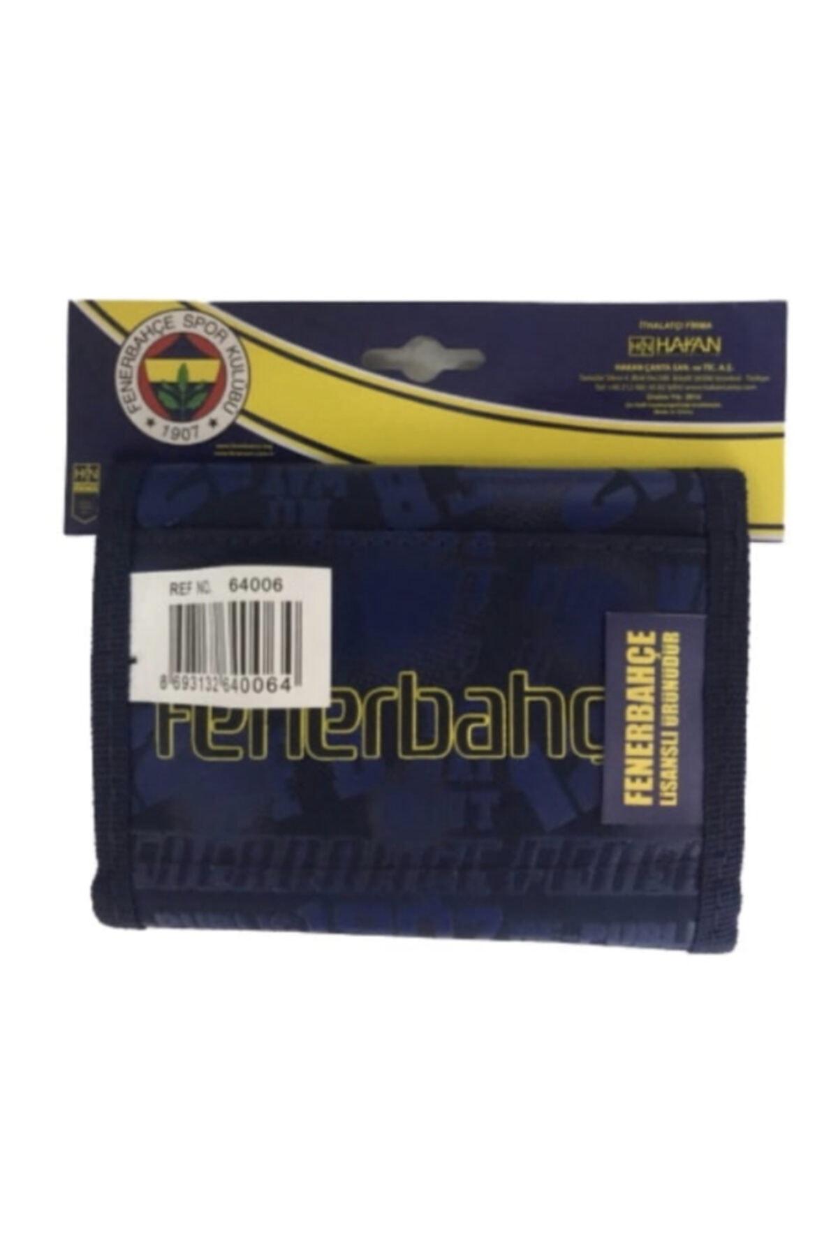 Hakan Çanta Fenerbahçe Cüzdan 64006 2