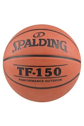SPALDING Basketbol Topu Spalding Tf-150 5 No Turuncu