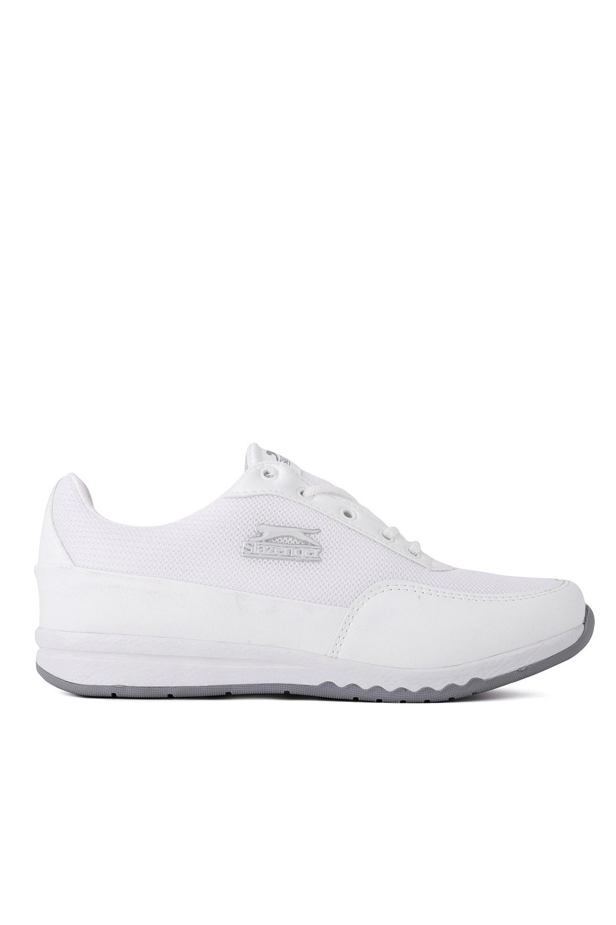 Slazenger Kadın Beyaz Angle Ayakkabı 1