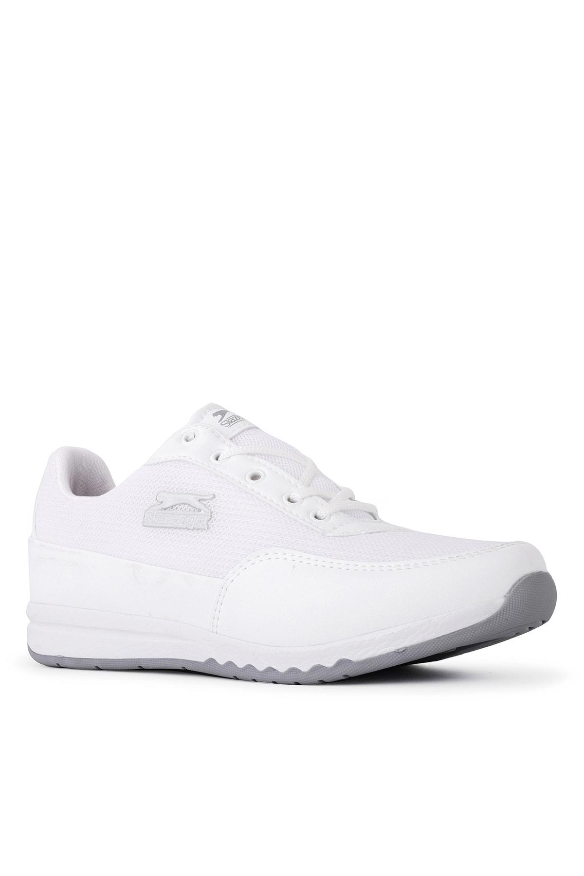 Slazenger Kadın Beyaz Angle Ayakkabı 2
