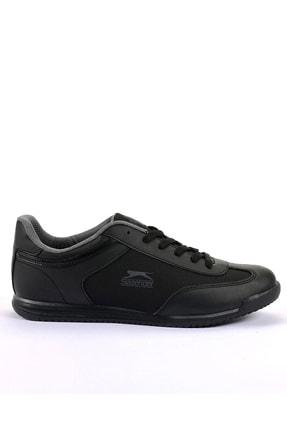Slazenger Erkek Siyah Spor Ayakkabı