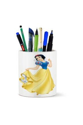 Maped Snow White-karbeyaz Çizgi Film Baskılı Seramik Kalemlik Kl-2559