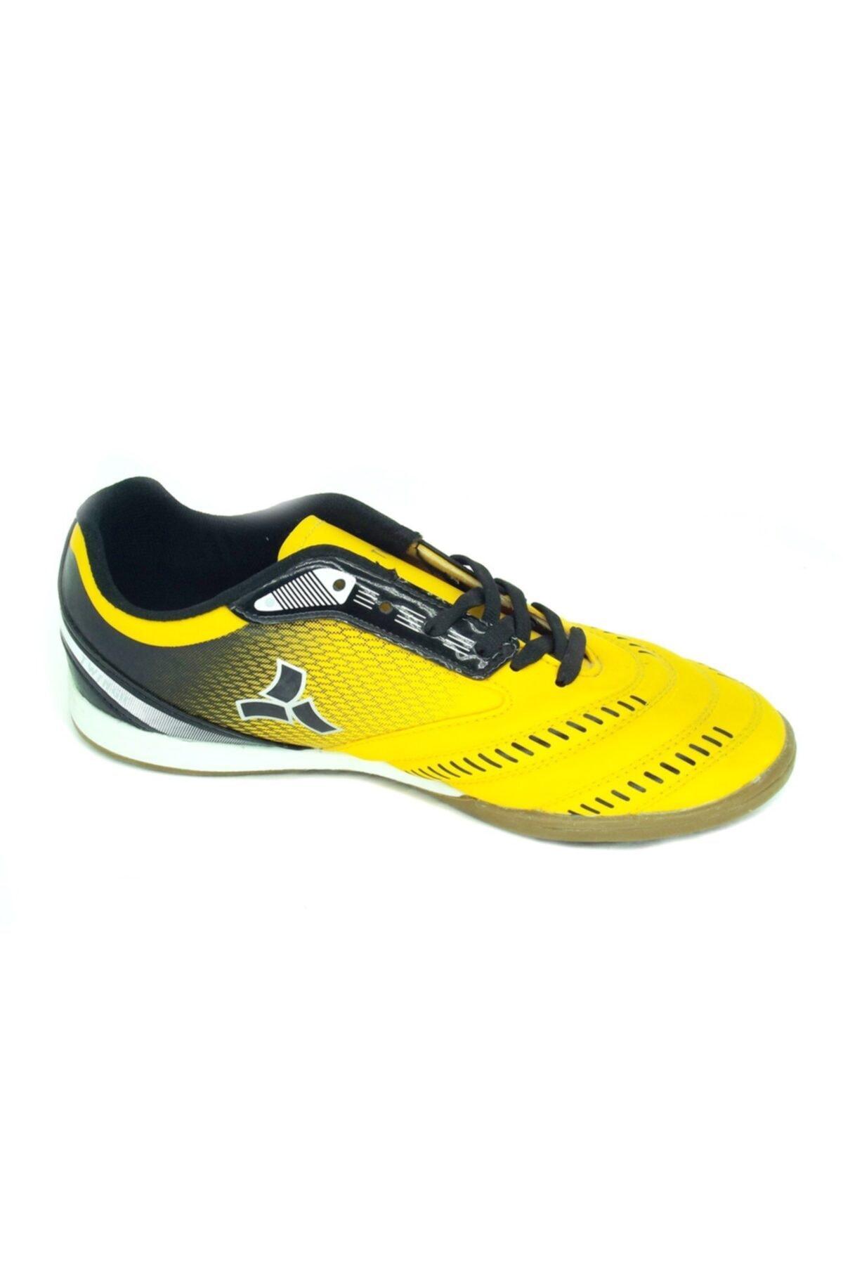 Twingo Erkek Sarı Kaymaz Futsal Ayakkabı 548521 1