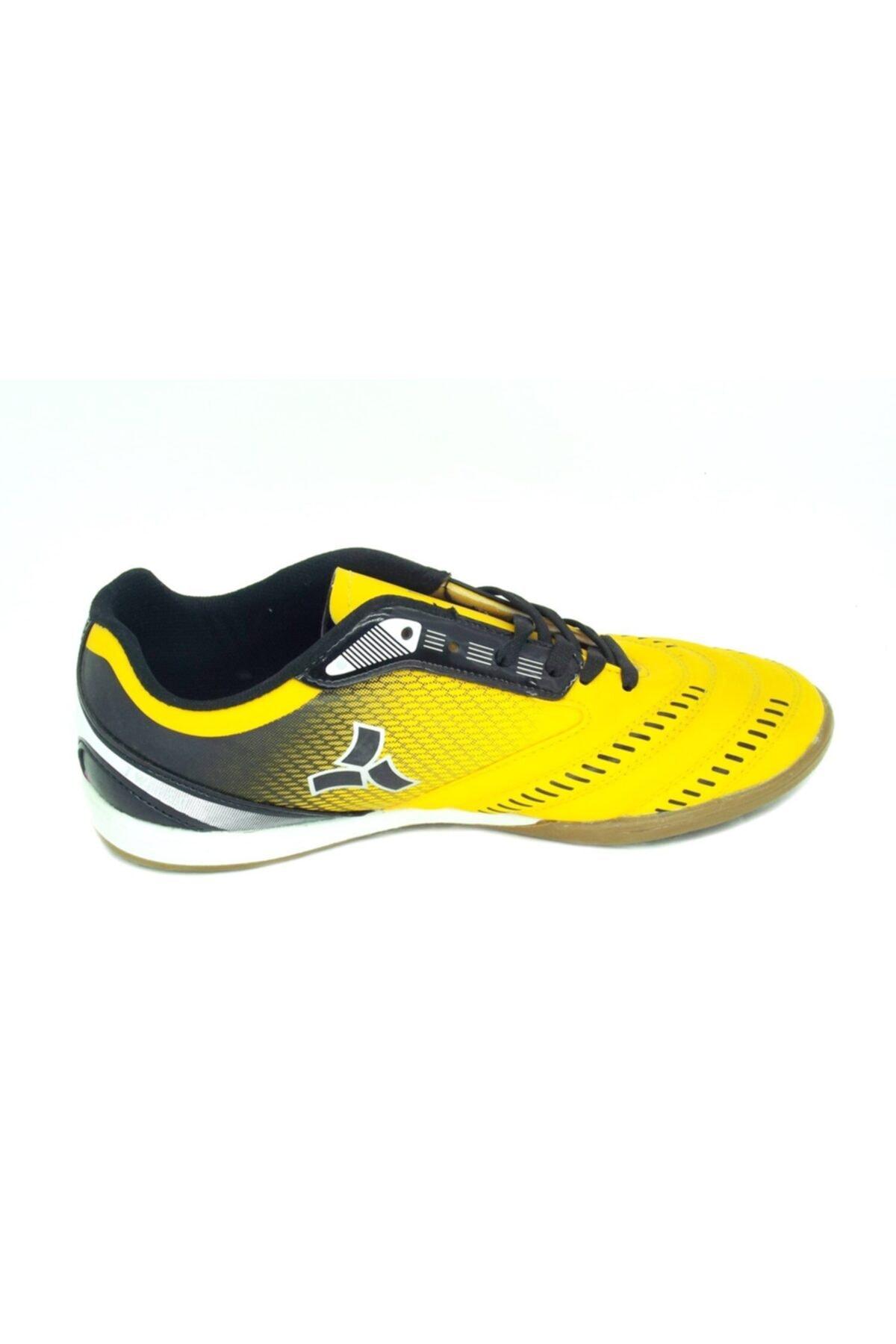 Twingo Erkek Sarı Kaymaz Futsal Ayakkabı 548521 2