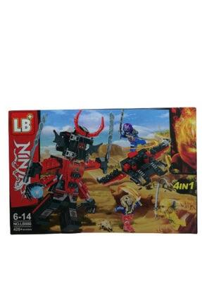 LEGO Ninja 425+ Parça Oyuncak Seti