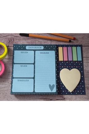 Paste Notes Günlük Planlayıcı Yapışkanlı Not Seti