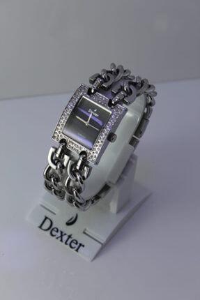 Dexter Kadın Gümüş Kol Saati