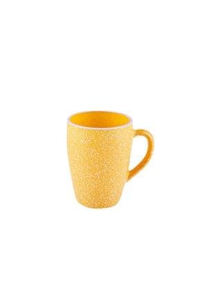 Karaca Vim Sarı Cam Kupa/Mug