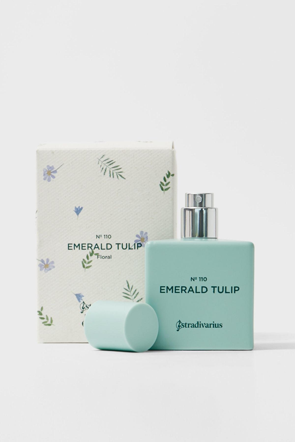 Stradivarius Kadın Emerald Tulip Eau De Toilette 00941056 2