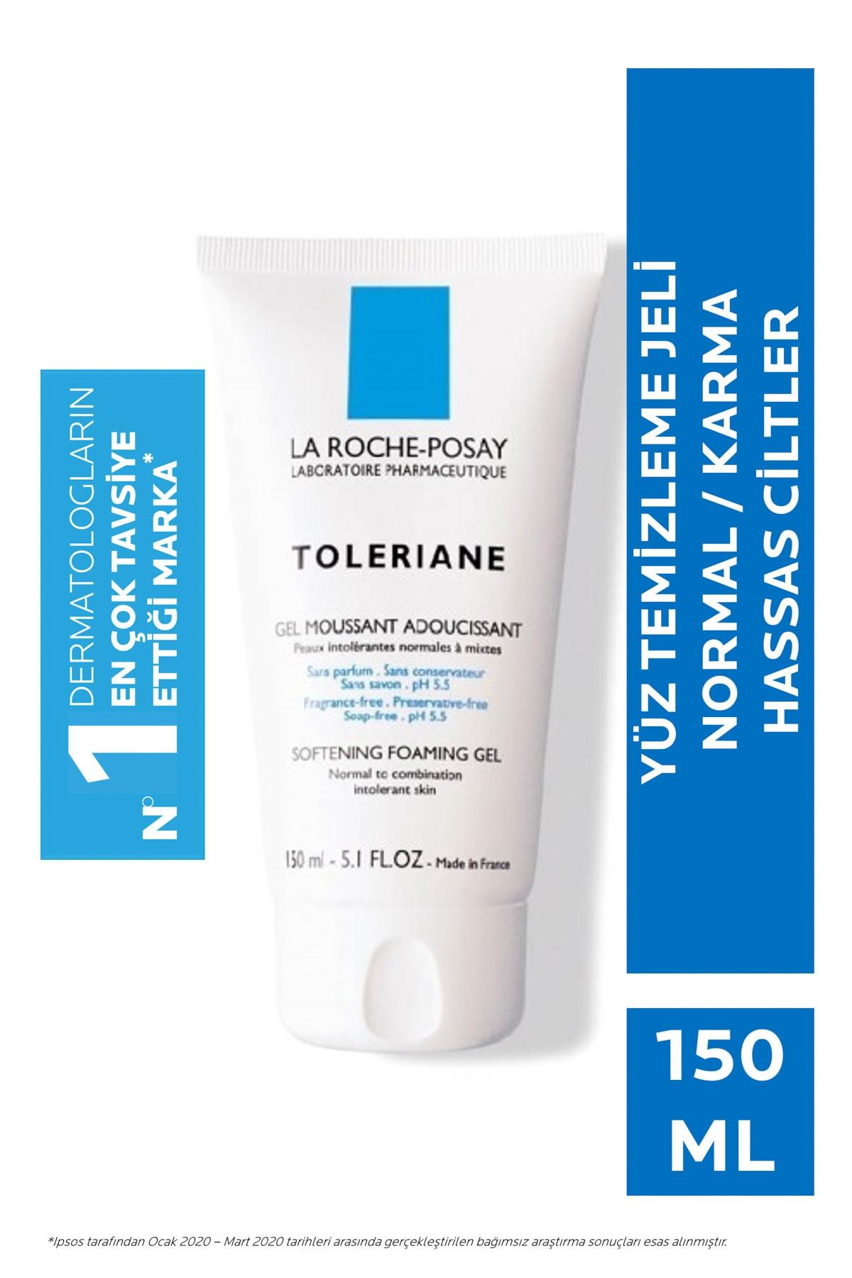 La Roche Posay Toleriane Foaming Gel - Temizleyici Jel 150ml 1