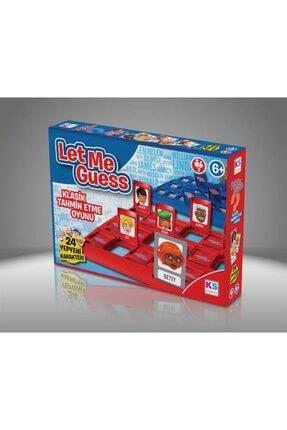 Ks Games Let Me Guess Bil Bakalım Kim Tahmin Eğlenceli Kutu Oyunu