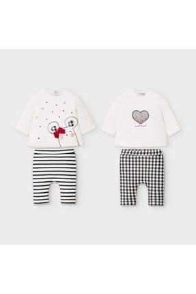MAYORAL Kız Bebek Takım 4'lü Set