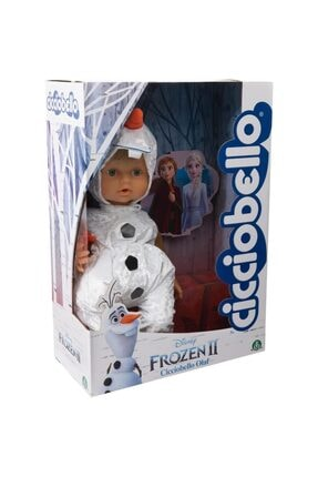 Cicciobello Disney Frozen 2 Cicciobello Olaf Kıyafetiyle Oyuncak Bebek
