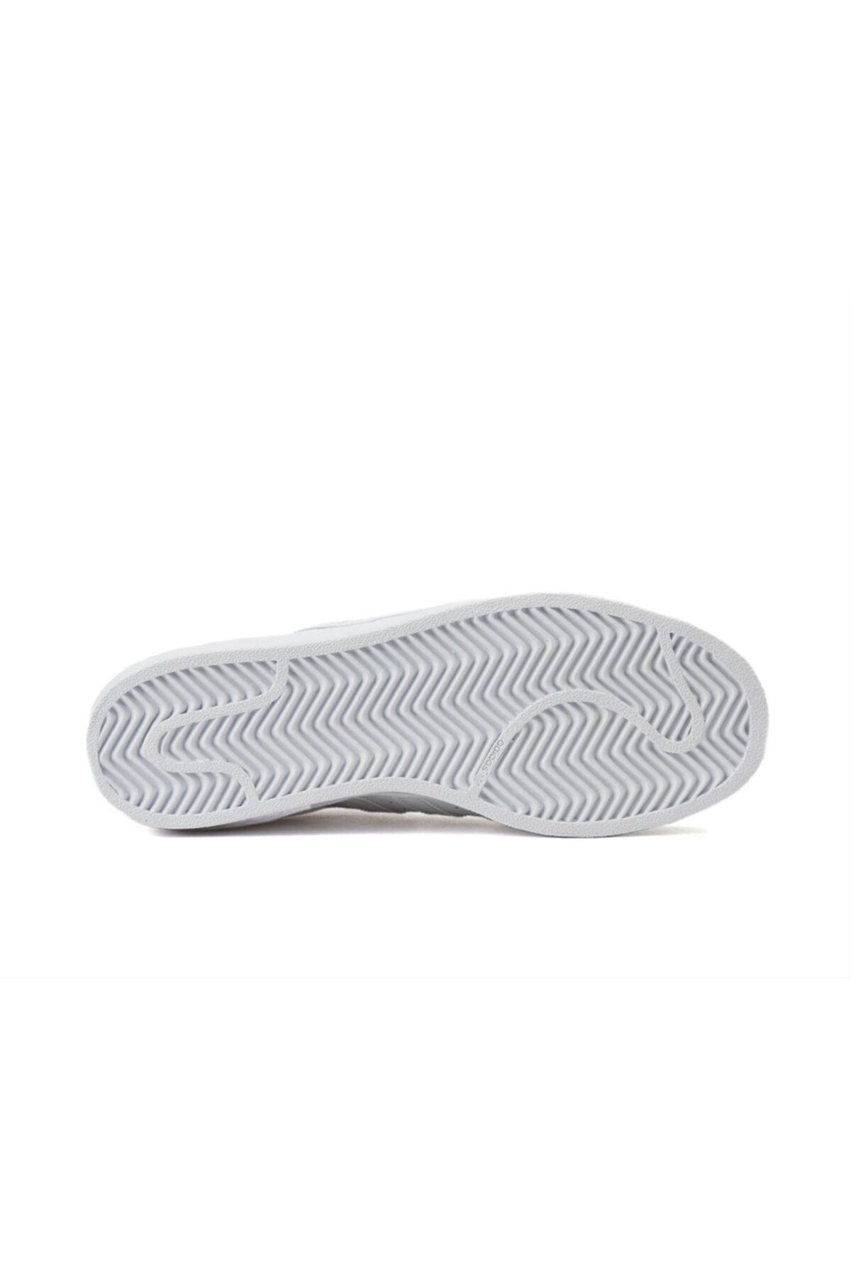 adidas Superstar Foundation Erkek Beyaz Sneaker B27136 2