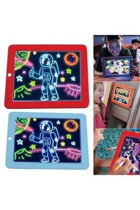 Techno phone Sihirli Çizim Tableti Led Yazı Tahtası-magic Sketchpad