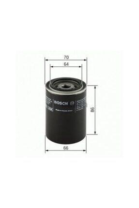 Bosch Hyundai I20 Yağ Filtresi Filitresi 1.2 1.4 Benzinli 2630002