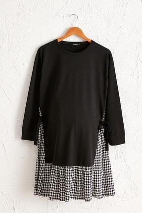 LC Waikiki Kadın  Yeni Siyah  Elbise 0Wh446Z8