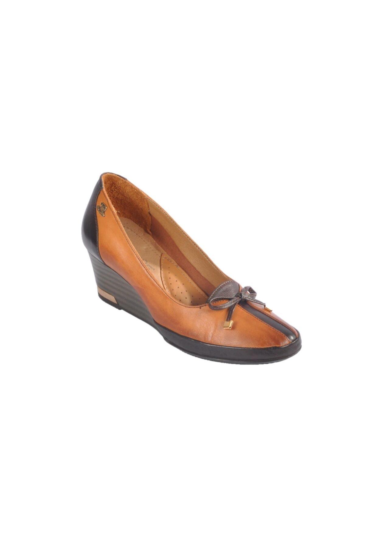 Venüs Kadın Kahverengi Günlük Ayakkabı 1350 1