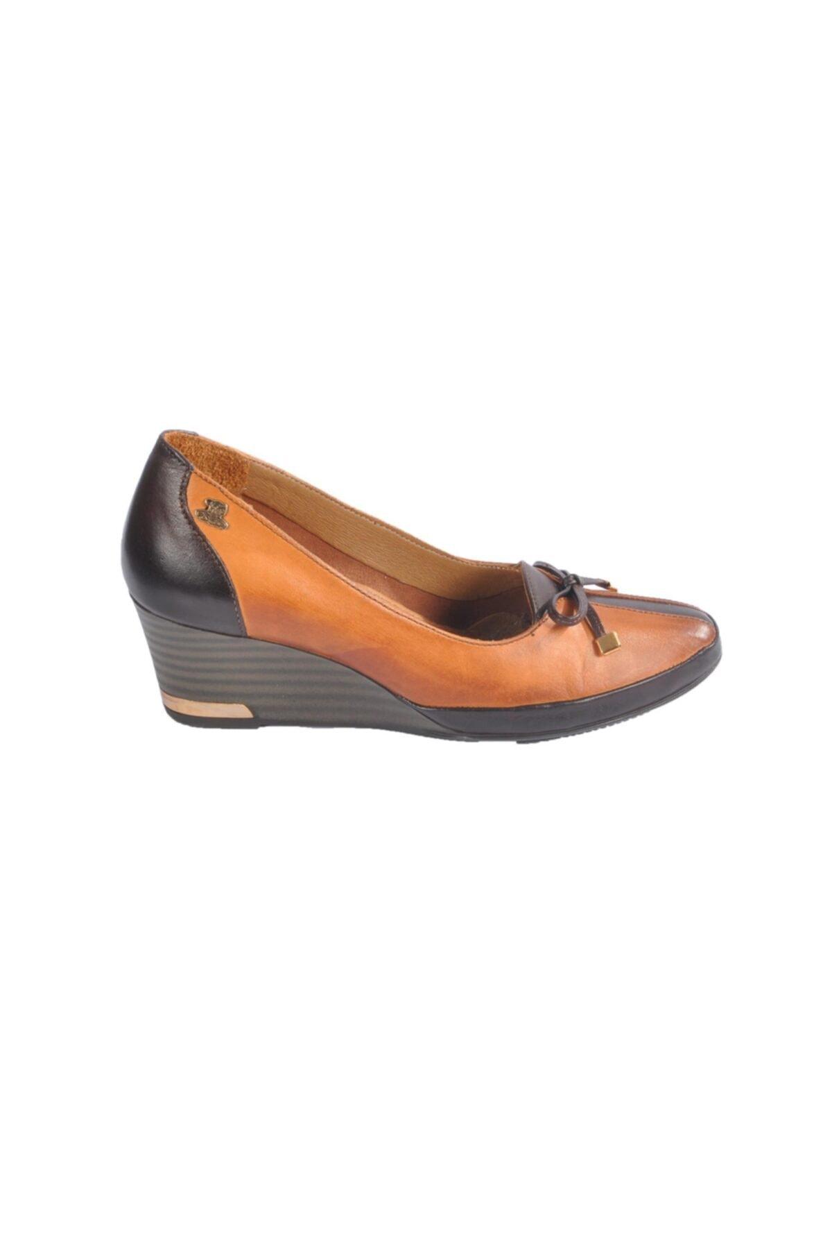 Venüs Kadın Kahverengi Günlük Ayakkabı 1350 2