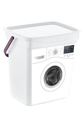 HOBBY LİFE Beyaz Q-box Deterjan Kutusu 6 lt