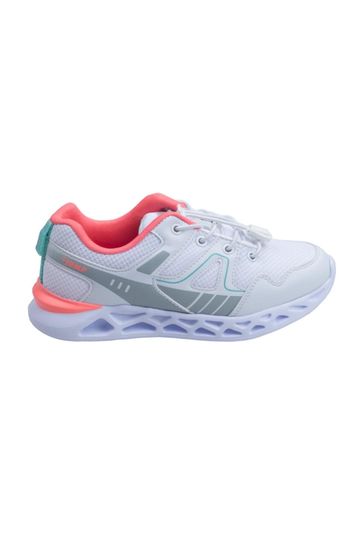 Jump Çocuk Beyaz Sneaker 24742 1