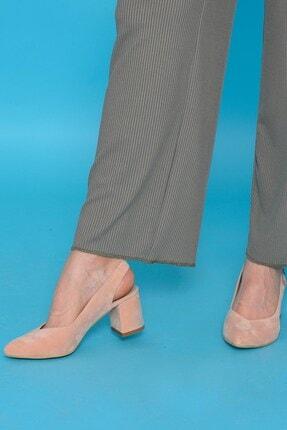 Mossta Kadın Süet Ayakkabı