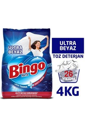 Bingo Matik Ultra Beyaz 4 kg
