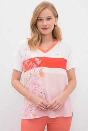 U.S. Polo Assn. Kadın T-Shirt G082SZ011.000.969630