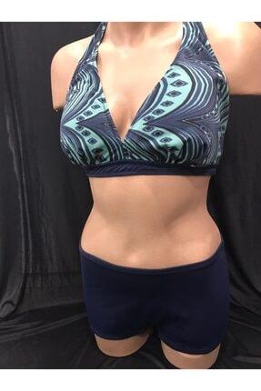 Sunset Kadın Lacivert Bikini Takımı