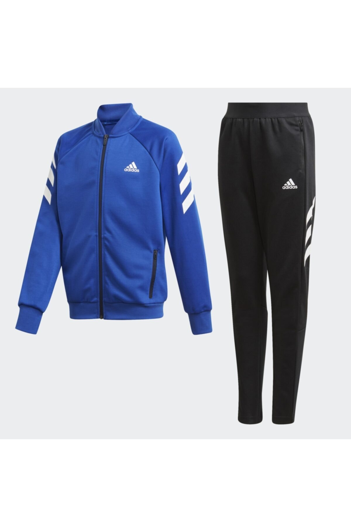 adidas Erkek Çocuk Mavi Xfg Track Suit Eşofman Takımı (ge0719) 1