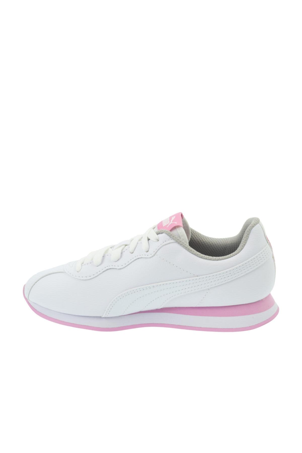 Puma Turin Iı Kadın Beyaz Spor Ayakkabı (366773-21) 2