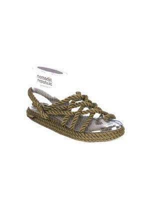 Nomadic Republic Kadın Ip Sandalet