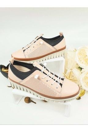 PUNTO Kadın Pudra Eftelya Günlük Ayakkabı - 39