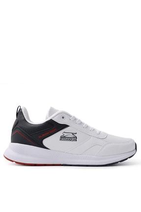 Slazenger Zero Koşu & Yürüyüş Erkek Ayakkabı Beyaz / Lacivert
