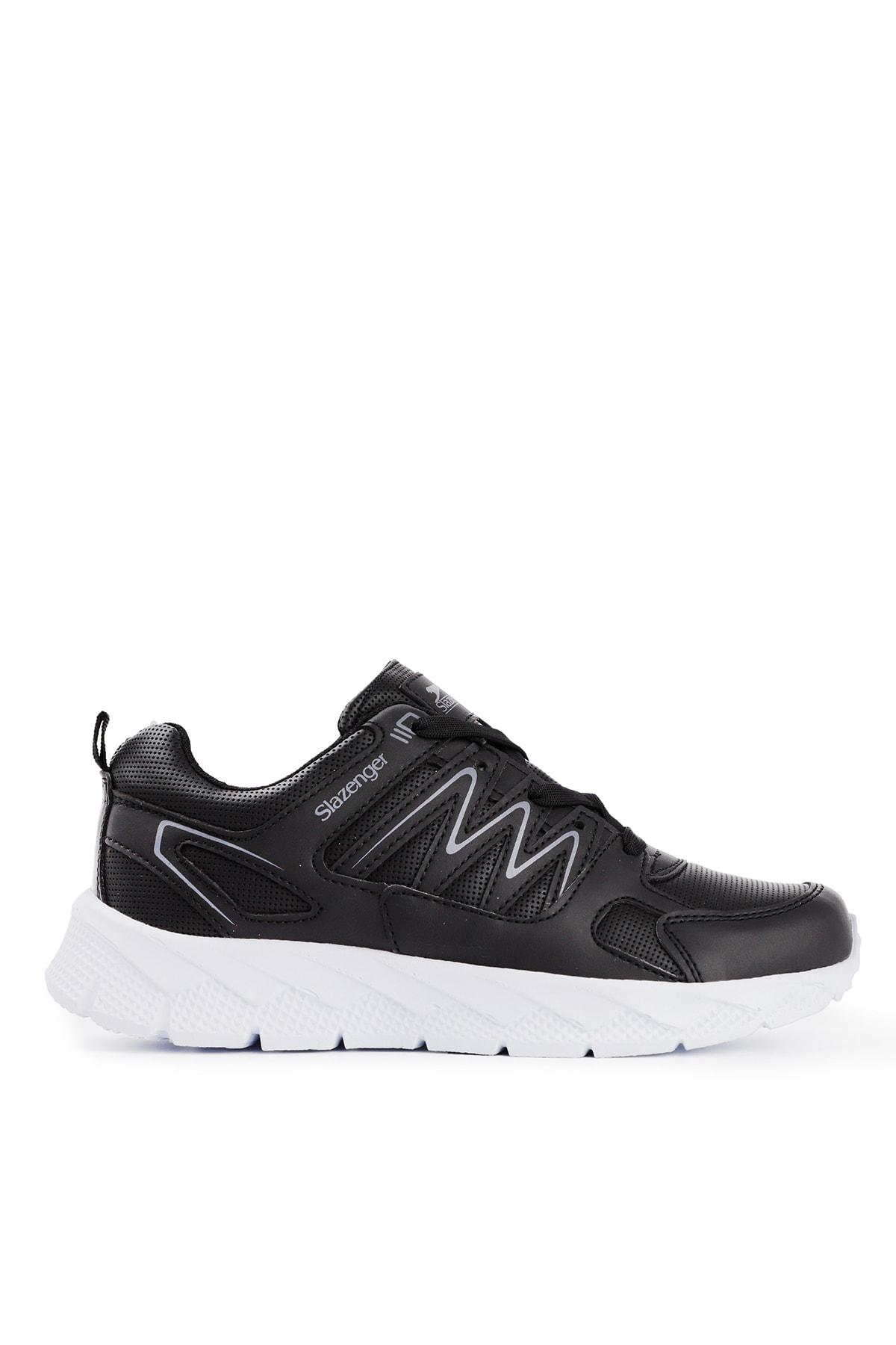 Slazenger Kronos Koşu & Yürüyüş Kadın Ayakkabı Siyah / Beyaz 1