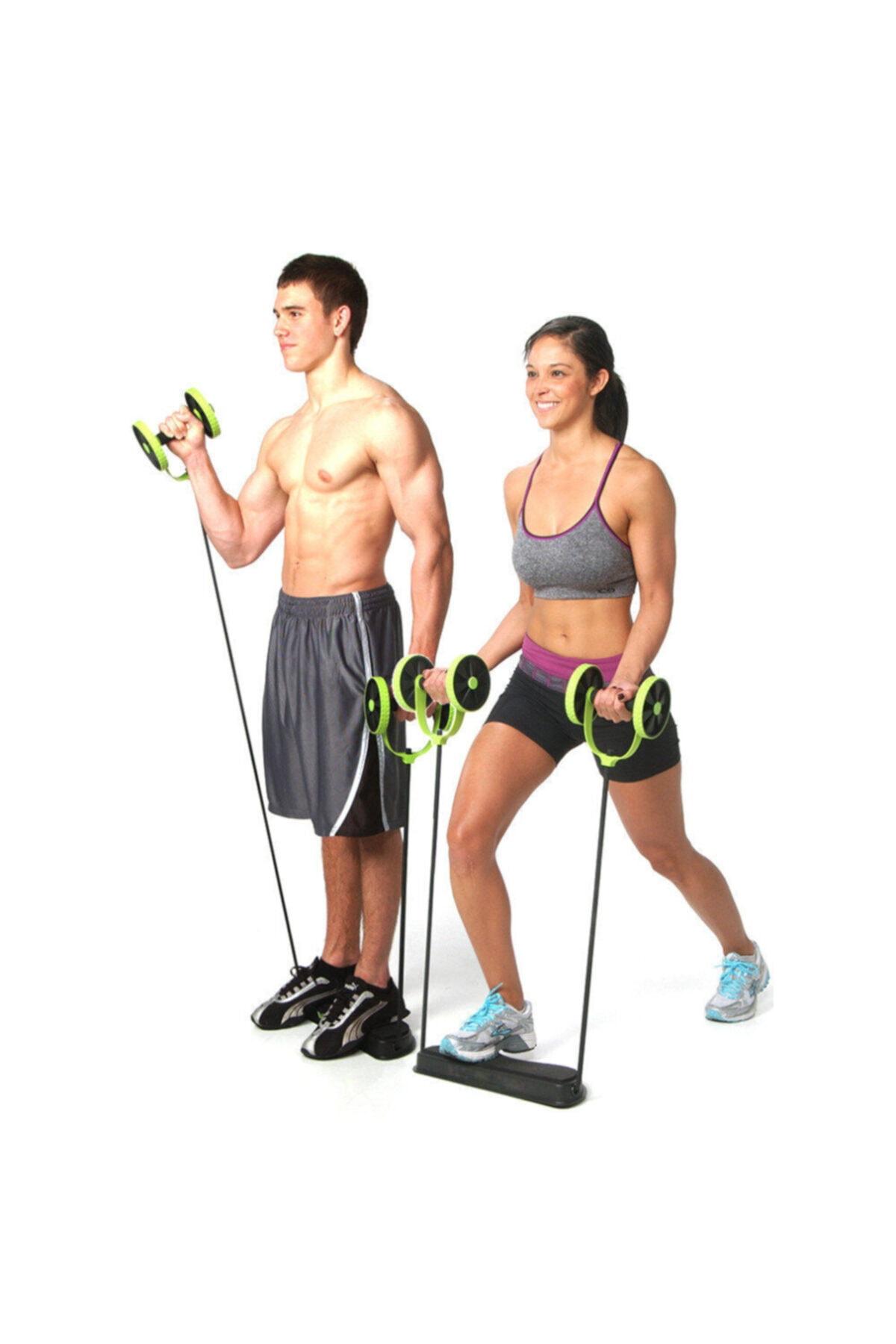 ZEN STYLE Fitflex Atlama Ipi Hediyeli Egzersiz Seti 2