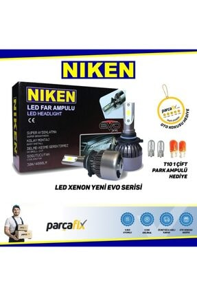 Niken Led Xenon Far Ampul H7