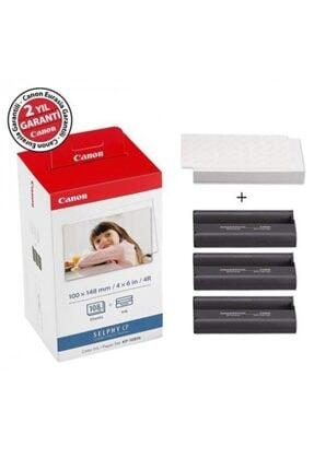 Canon Kp-108ın Kağıt Ve Kartuş Mürekkep Set Selphy Cp Serisi Orijinal Ürün