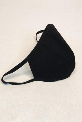 TOLIN 3lü Paket % 100 Pamuk Yıkanabilir Bez Maske 5001
