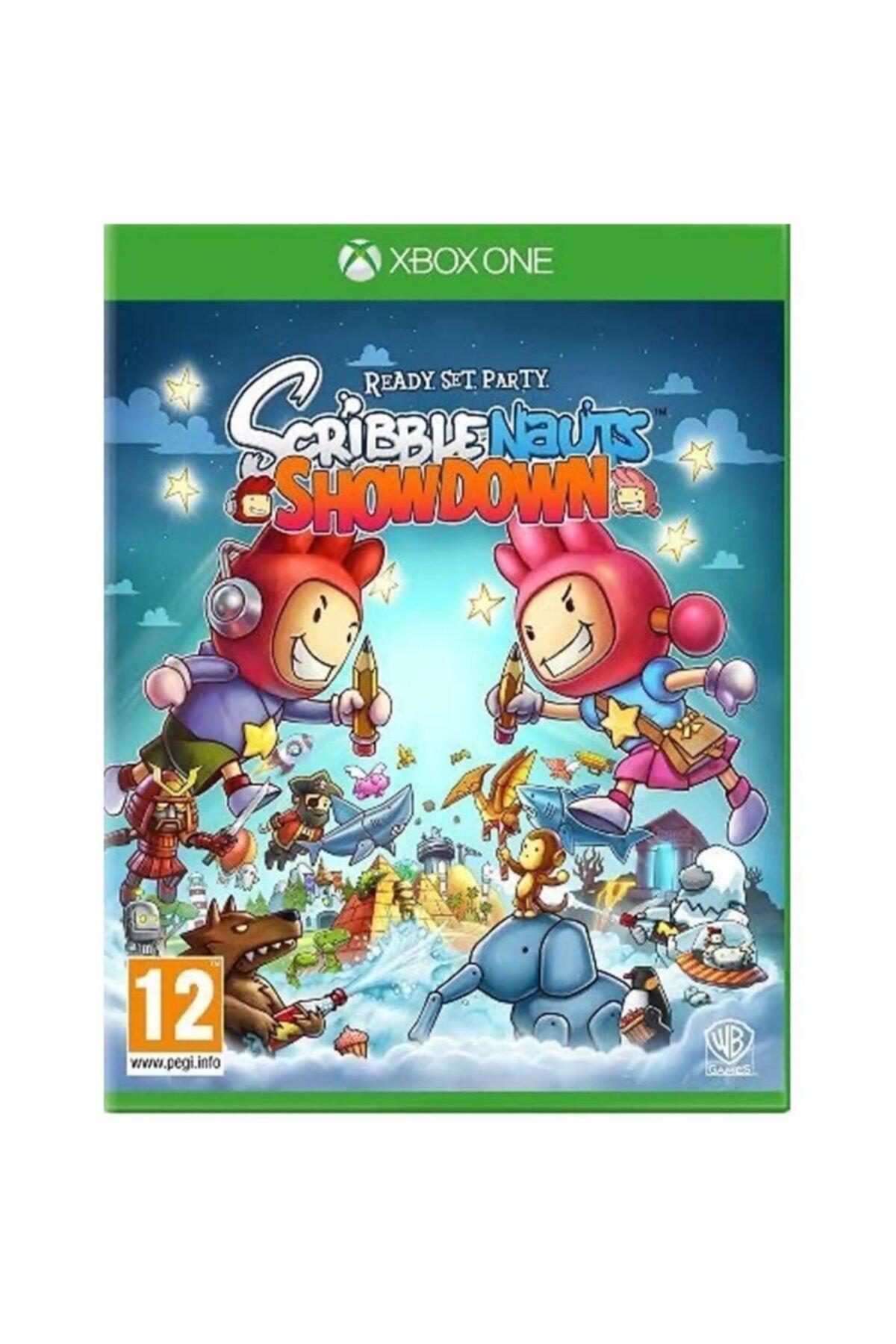 Warner Bros Scribblenauts Showdown Xbox One 1