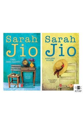 Pena Yayınları Sarah Jıo 2 Kitap Set Arkadya Pena Sahildeki Kulübe-yeşil Deniz Kabuğu
