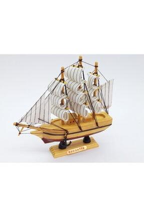 Özel Yapım Trendyıldızı Ahşap Fregatte Gemi Maketi