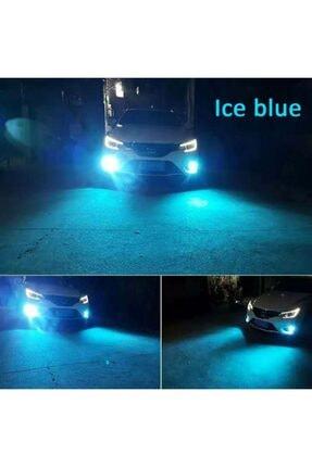 Fardoktoru Buz Mavisi Led Xenon Oto Ampulü H4