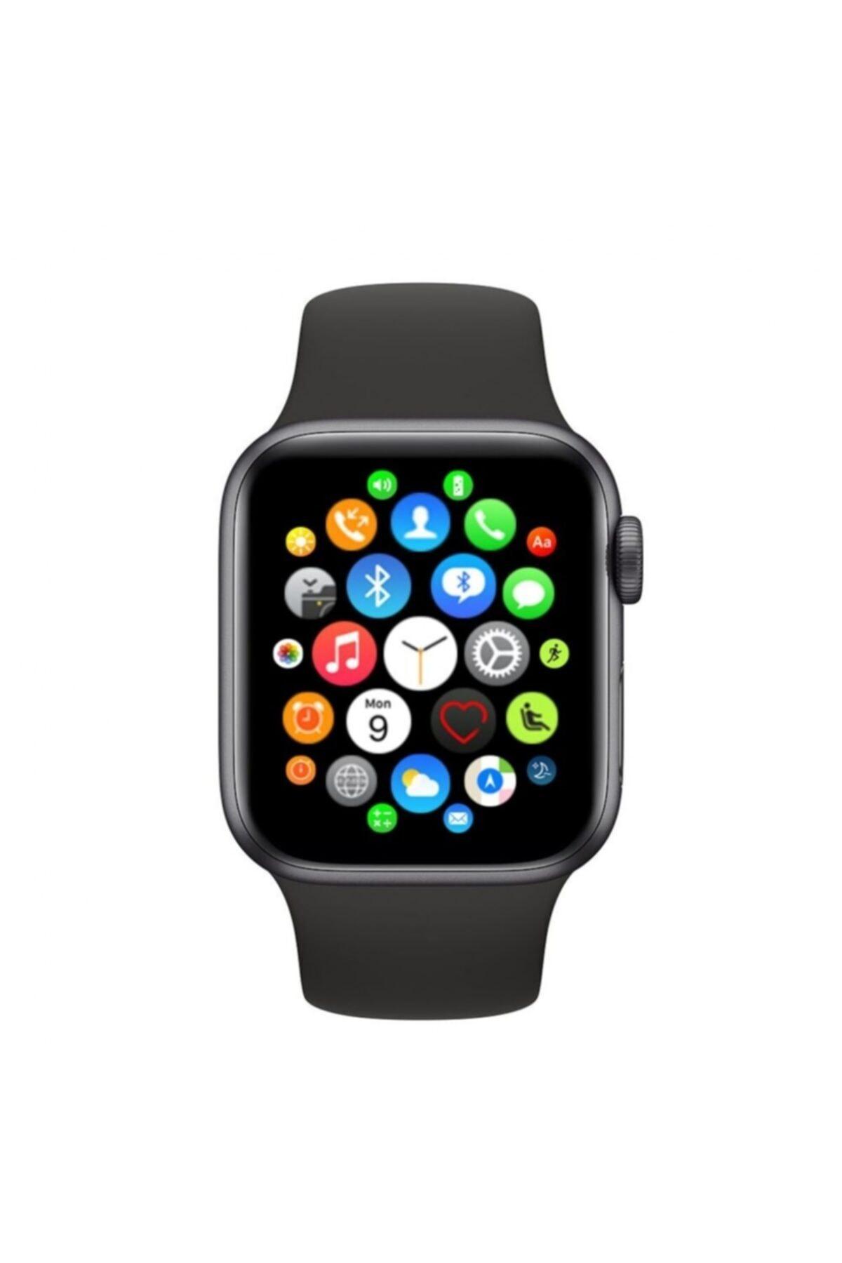 OWWOTECH T500 Akıllı Saat Smart Watch Türkçe Menülü Arama Cevaplama Modu  Yeni Sürüm 2020 Sporcu Saati 1