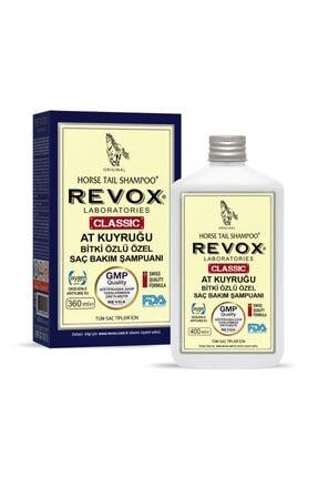 Revox Saç Dökülmelerine Karşı Bitki Özlü Saç Bakım Şampuanı